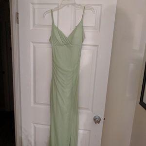Floor Length Formal Gown